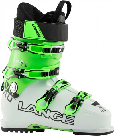 Lyžiarky Lange XC 120 white/green
