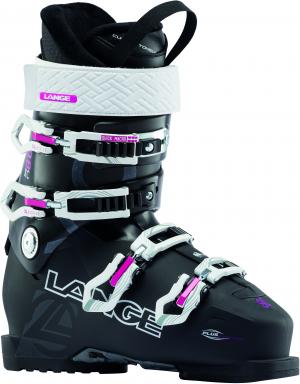Lyžiarky Lange XC 80 black/pink