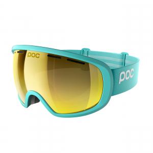 Lyžiarske okuliare POC Fovea Clarity tin blue spektris gold 66a1e2a41ec