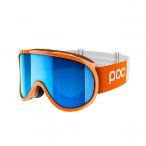 Lyžiarske okuliare POC Retina Clarity Comp zink orange/spektris blue