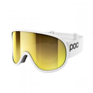 Lyžiarske okuliare POC Retina Big Clarity hydrogen white/spektris gold