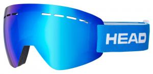 Lyžiarske okuliare Head Solar FMR blue