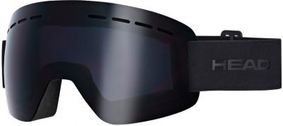 Lyžiarske okuliare Head Solar black