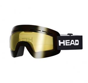 Lyžiarske okuliare Head Solar yellow