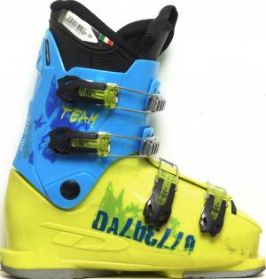 Detské lyžiarky BAZÁR Dalbello Team 4 245