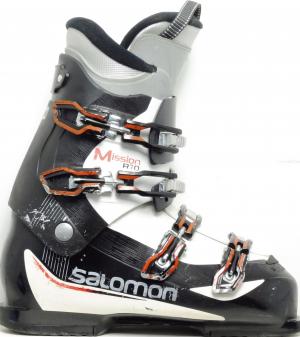 Pánske lyžiarky BAZÁR Salomon Mision R70 305