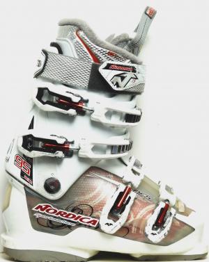 Dámske lyžiarky BAZÁR Nordica Sportmachine 95W 225