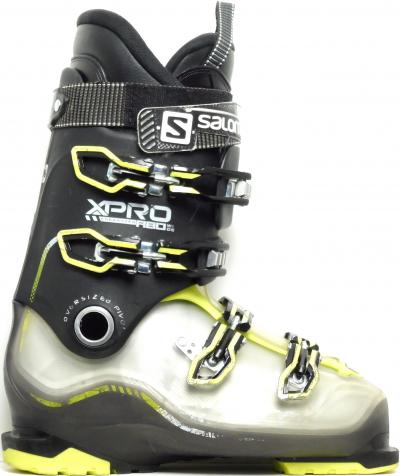 Pánske lyžiarky BAZÁR Salomon X Pro R80 Wide 270