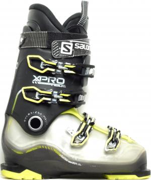 Pánske lyžiarky BAZÁR Salomon X Pro R80 Wide 275