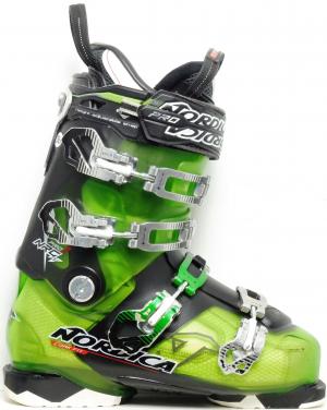 Pánske lyžiarky BAZÁR Nordica 1 Pro NRGY 265