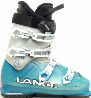 Dámske lyžiarky BAZÁR Lange SX Demo R 240