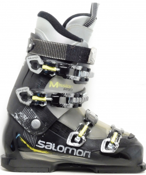 Dámske lyžiarky BAZÁR Salomon Mission R90 265