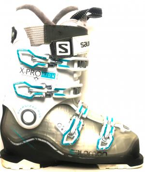 Dámske lyžiarky BAZÁR Salomon X-Pro W 260