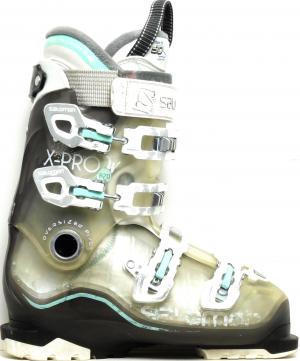 Dámske lyžiarky BAZÁR Salomon X-Pro R70 W 250