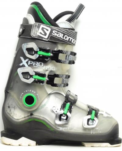 Dámske lyžiarky BAZÁR Salomon X-Pro R90 W 265
