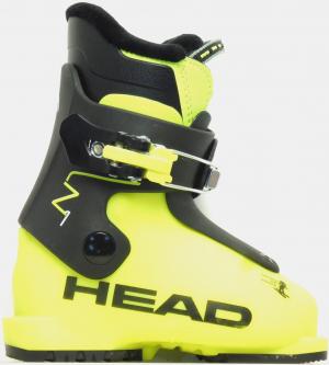Detské lyžiarky BAZÁR Head Z1 Black/yellow 165