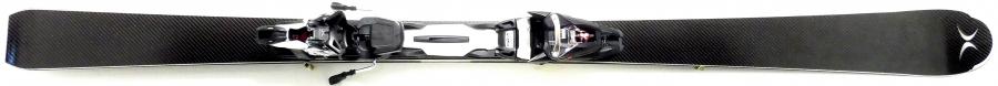 Testovacie Lyže Indigo Carbon Black Allterrain Camber 161 cm