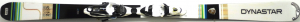 Testovacie Lyže Dynastar Elite Light Fluid/NX EXC. fluid 165 cm