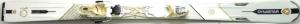 Testovacie Lyže Dynastar INTENSE 10(XPRESS) + XPRESS 11 153 cm