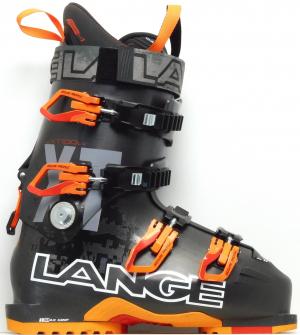 Lyžiarky Lange XT 100 L.V. anthracite orange