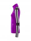 Lyžiarska flísová mikina Toni Sailer Felice Pink Brust