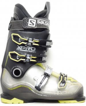 Pánske lyžiarky BAZÁR Salomon X-Pro R80 Wide 270