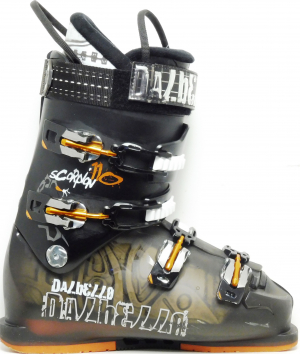 b51b4fdf996c Pánske lyžiarky BAZÁR Dalbello Scorpion 110 285