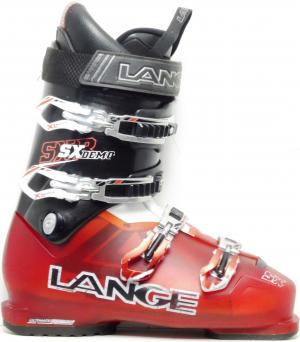 Pánske lyžiarky BAZÁR Lange SX Demo 275