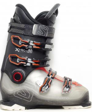 Pánske lyžiarky BAZÁR Salomon X-PRO R80 270