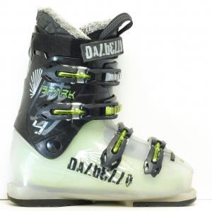 Detské lyžiarky BAZÁR Dalbello Spark 4 235