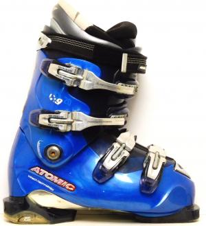 Detské lyžiarky Atomic C:9 blue 245