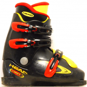 Detské lyžiarky BAZÁR Head Carve X3 black 230