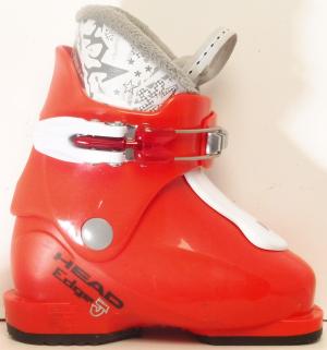 Detské lyžiarky BAZÁR Head Edge J1 165