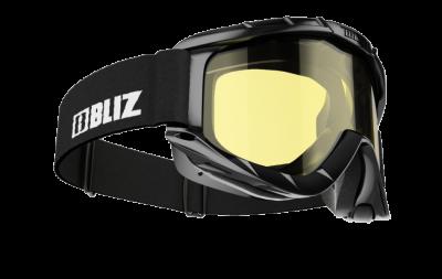 Lyžiarske okuliare Bliz Park Pro black yellow