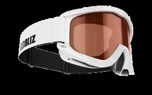 Lyžiarske okuliare Bliz Park Pro white orange