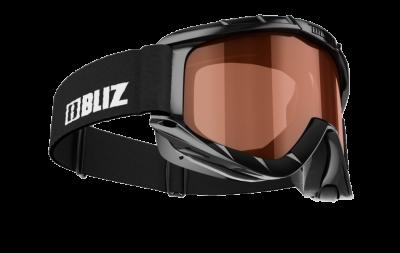 Lyžiarske okuliare Bliz Park Pro black orange