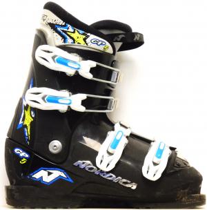 Detské lyžiarky BAZÁR Nordica GPTJ  230