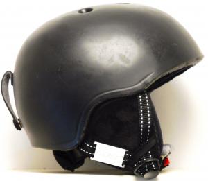 Lyžiarska prilba BAZÁR HT S 104 black S 50-54