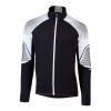 Lyžiarska flísová mikina UYN Climable Mens Jacket Black/Off White