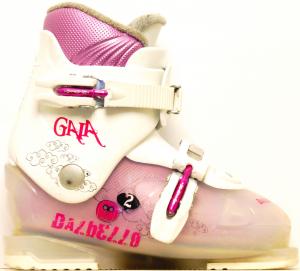 Detské lyžiarky BAZÁR Dalbello Gaia 2 195