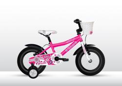 Dievčenské bicykle 16