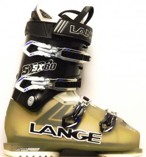 Pánske lyžiarky BAZÁR Lange SX 80 bk/grey 265
