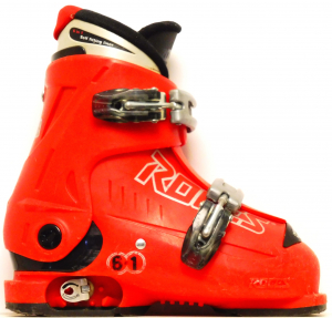 Detské lyžiarky BAZÁR Roces Red 190-220