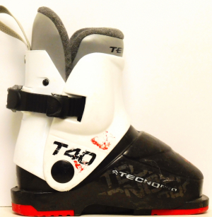 Detské lyžiarky BAZÁR Tecno Pro T40 170