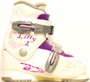 Detské lyžiarky BAZÁR Dalbello Lilly 2 195