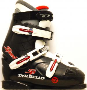 Detské lyžiarky BAZÁR Dalbello Speed 3 245