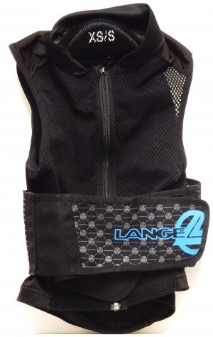Lyžiarsky chránič Lange Back Protector XS/S