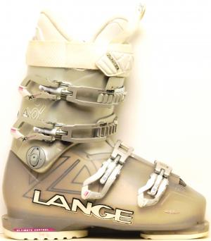 Dámske lyžiarky BAZÁR Lange SX 65 silver 255