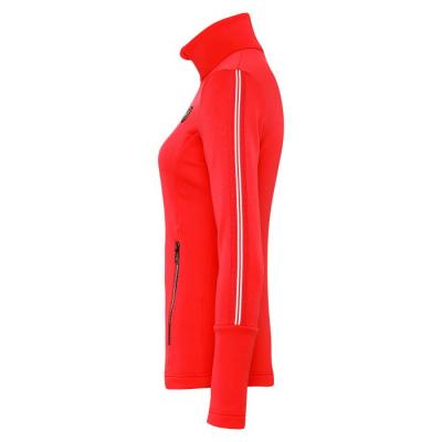 Lyžiarska flísová mikina Toni Sailer ROSA Flame Red