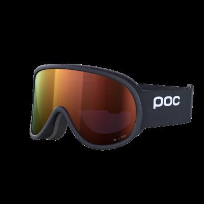 Lyžiarske okuliare POC Retina Clarity uranium black/spektris orange